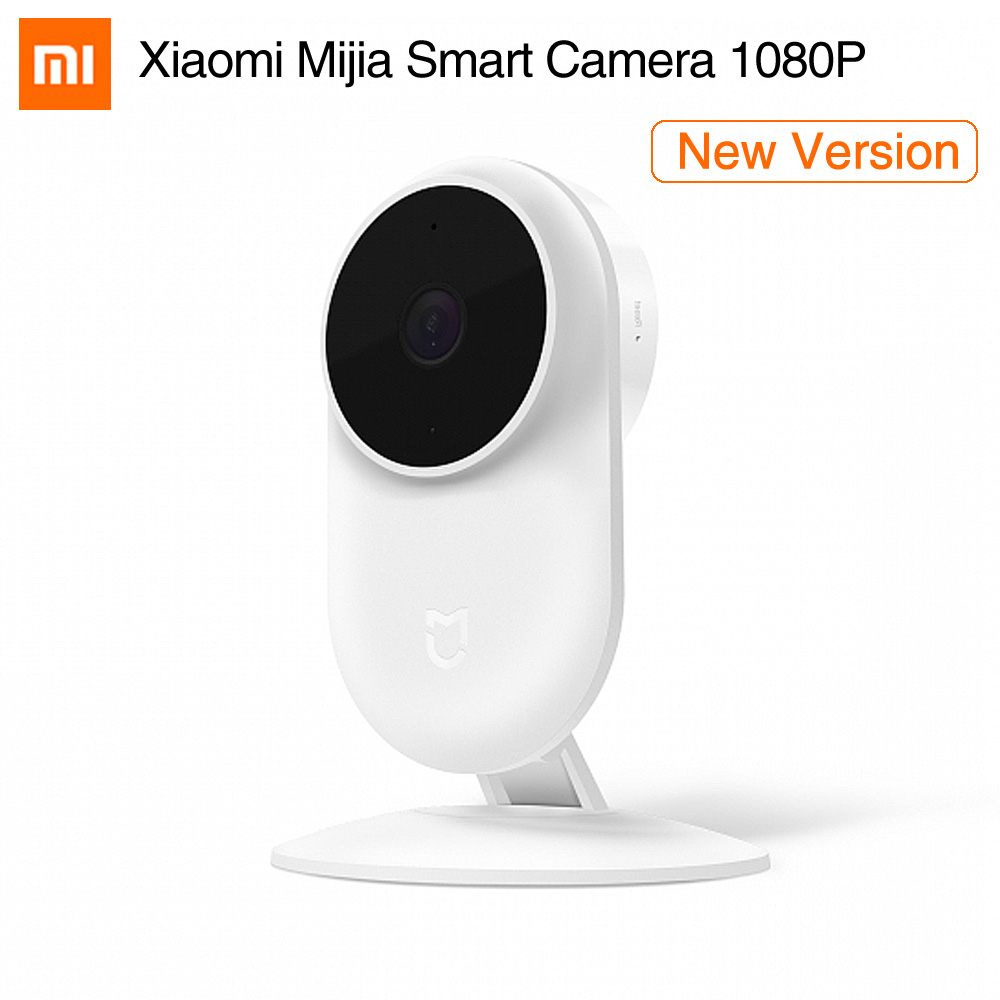 Original Xiaomi Mijia Smart Camera 1080P Update Version baby Wireless Monitor 10m Night Vision Hierarchical IP Detection Camera