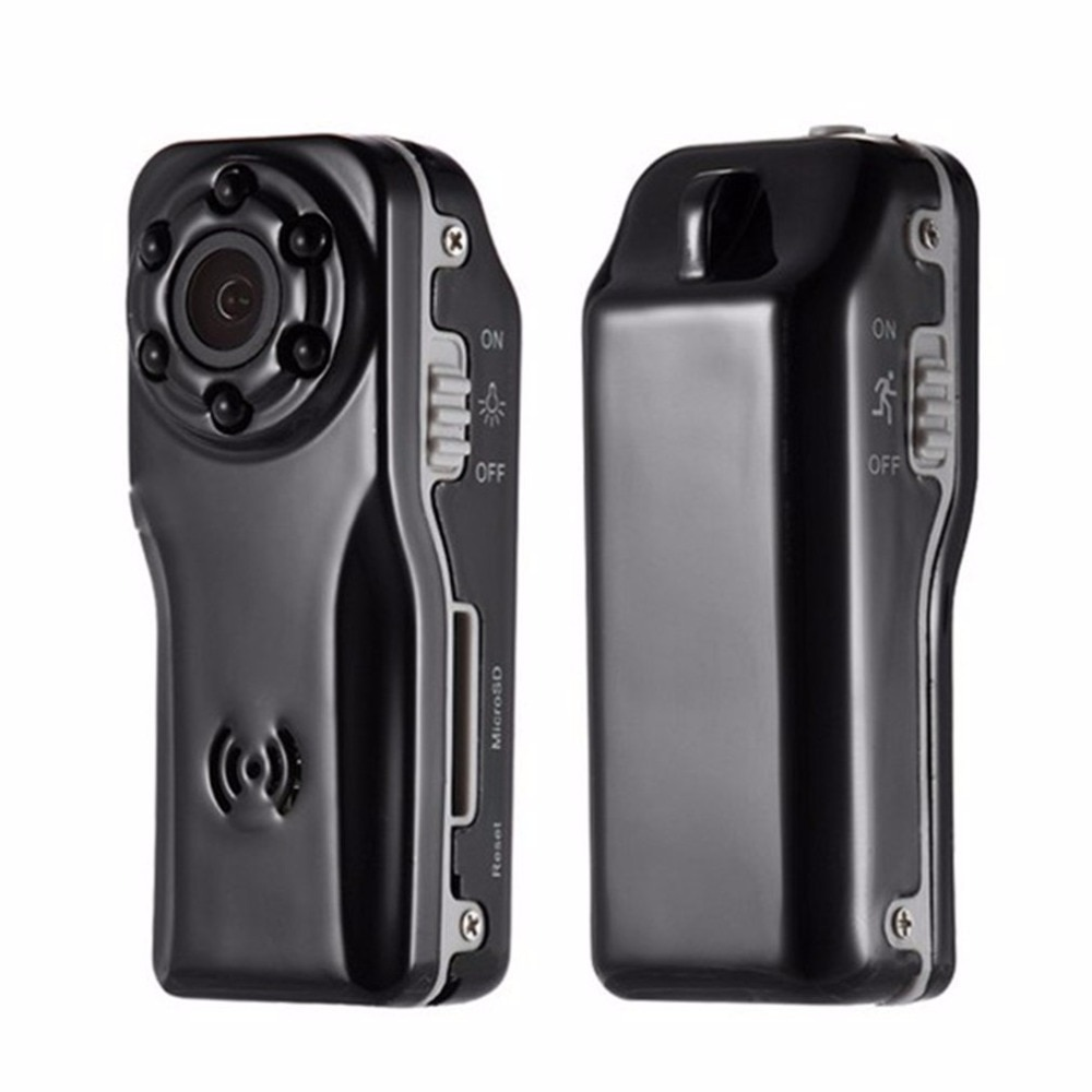 S80 Mini Camera Small DV Cam HD 1080P IR Night Vision Motion Detection Waterproof Case Video Sports Camera for Car Recording
