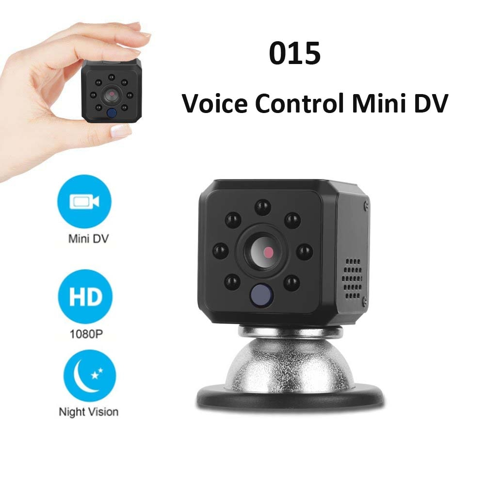 015 Mini Camera Voice Control Full HD 1080P Micro Camera Infrared Night Vision Mini DV Motion Sensor Video Camcorder Mini Cam