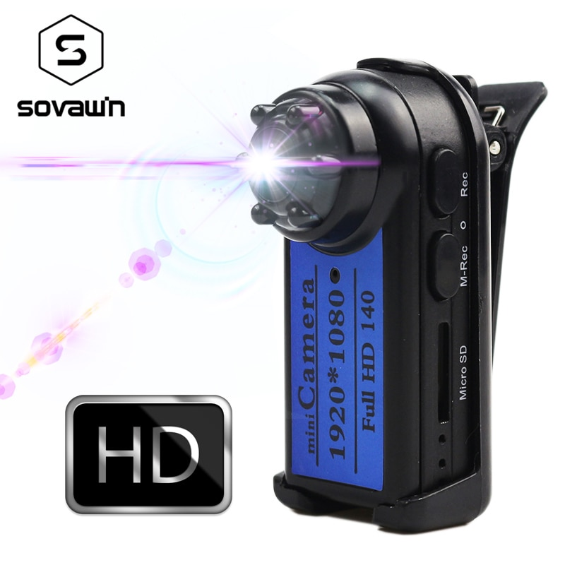 1080P mini Camera Movement Detector Video Camera Ultra Small DV Camera Infrared Night Vision HD Camcorder Wide Angle SD Cam K30S