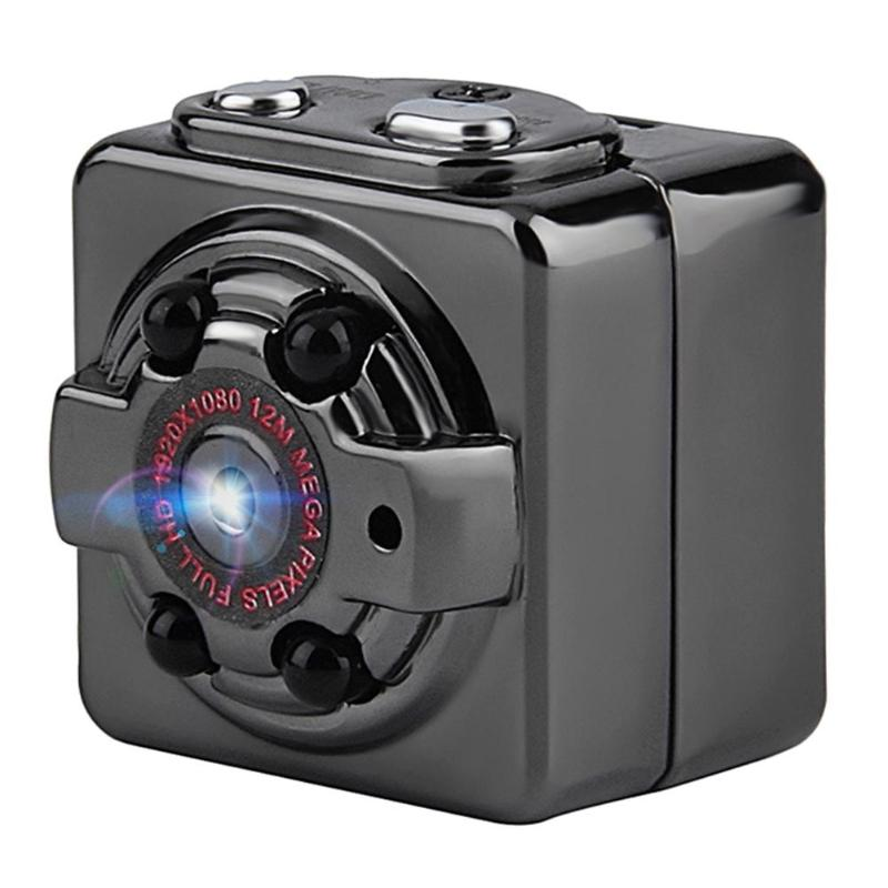 ALLOYSEED SQ8 Mini Camera Full HD 1080P Micro Camera IRNight Vision Motion Detection Camcorder Mini DV 1920*1080