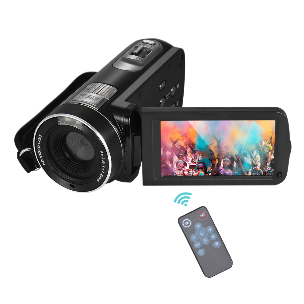 Digital Video Camera Full HD 1080P Portable Camcorders DV 3.0