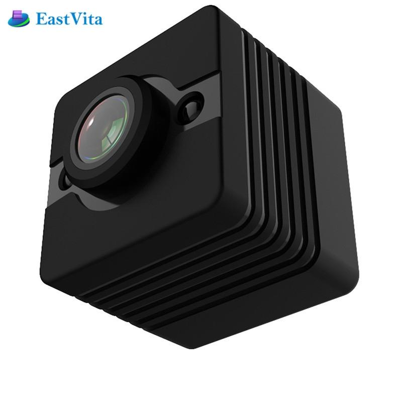 EastVita SQ12 Waterproof mini camera HD 1080P DVR Lens Sport Video Cameras Wide-Angle MINI Camcorder PK SQ8 SQ9 Q11 r30
