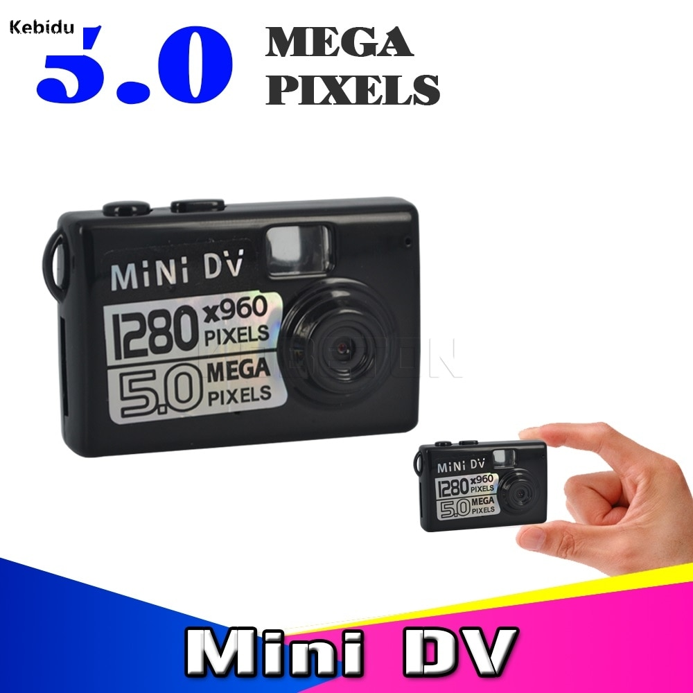 For Bike /Motorbike Smallest new Mini DV DVR 5MP HD Digital Camera Video Audio Recorder Webcam Motion Detect Actived Camcorder