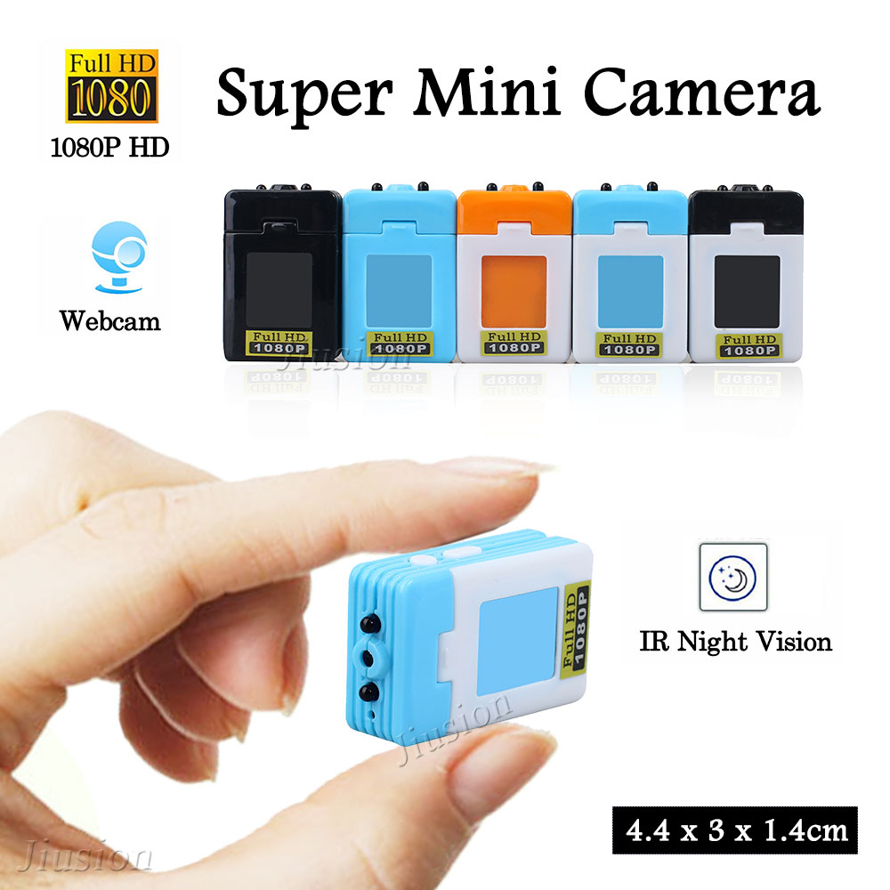 Mini Camera 1080P 720P Full HD Mini DV Camcorder with Motion Sensor Night Vision Video Voice Recorder DVR Action Sport Micro Cam