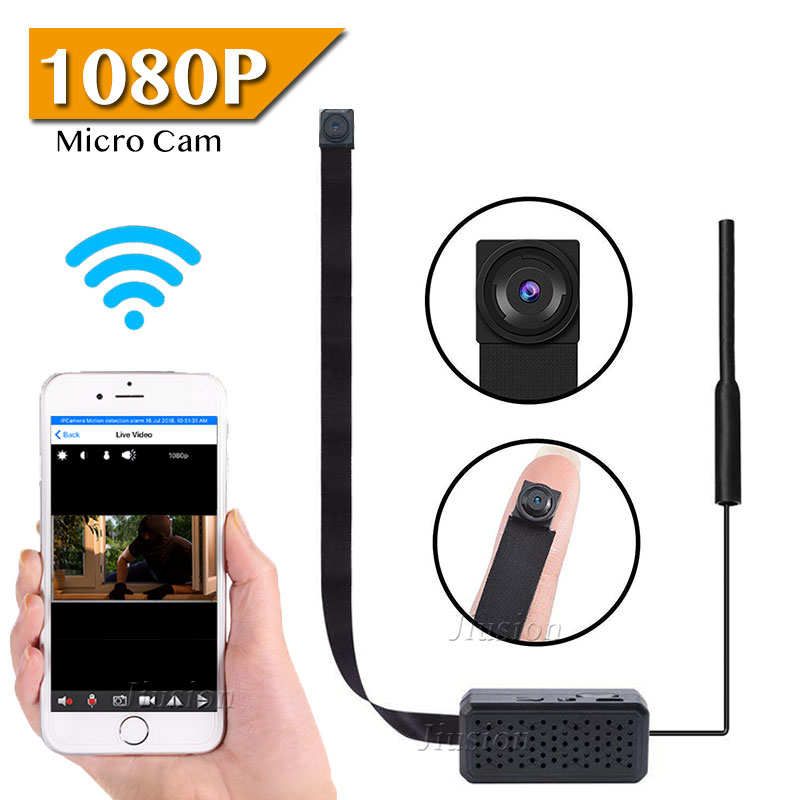 Mini DIY Module Camera 1080P Motion Sensor FHD Video Voice Recorder Micro Cam Wireless Module Flexible Camcorder for Phone PC