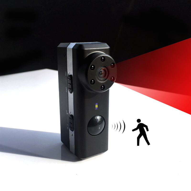 New PIR Motion Detection mini Camera DV HD 1080P Night Vision digital DVR Camcorder Built-in rechargeable battery