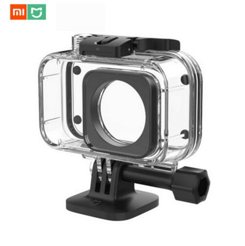 Original Xiaomi Mijia IP68 Diving Case 40M Depth Waterproof Protector Case Cover Sports Mini for Xiaomi Digital Camera 4k
