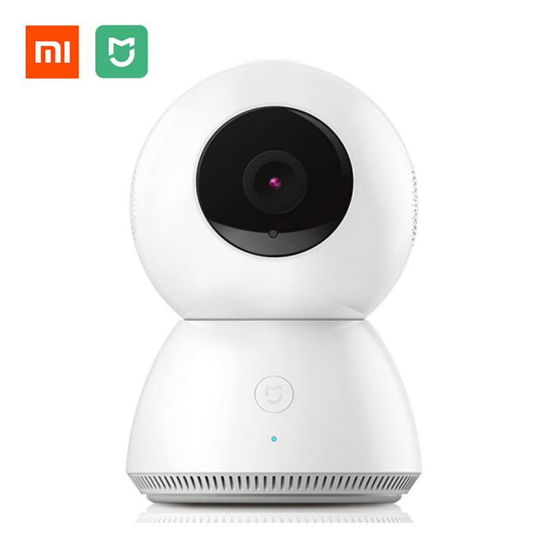 Original Xiaomi Mijia Smart Camera 1080P Cam Webcam IP Camcorder 360 Angle WIFI Wireless Magic Zoom Night Vision