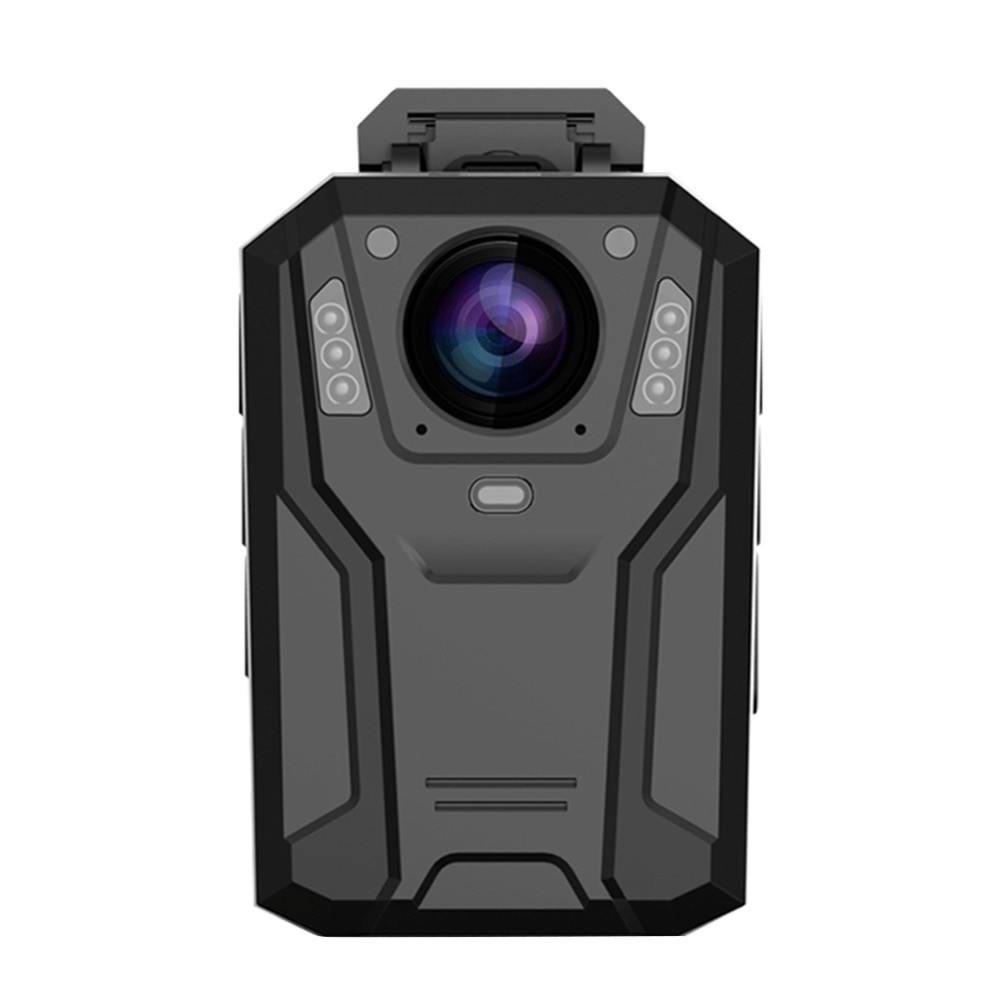 Portable 2.0 HD Screen LCD HD 1296P Police Camera Infrared Night Vision 32GB Card Video Recorder Wearable Security Body Camera