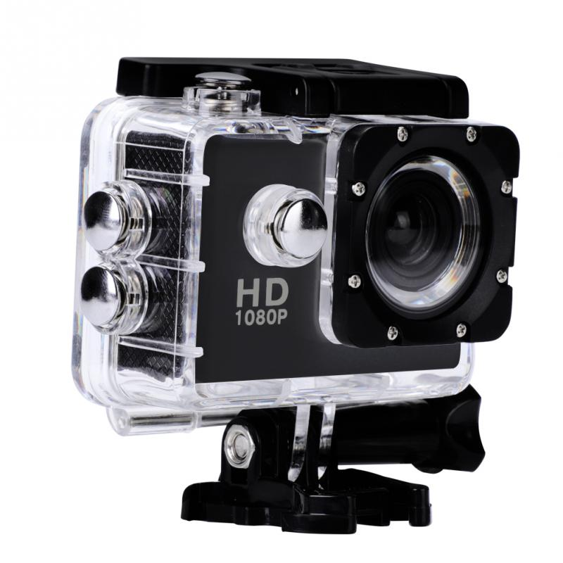 Professional Outdoor Waterproof Sports HD 1080P High Definition Camera DV Camcorder Cameras 2018 new style