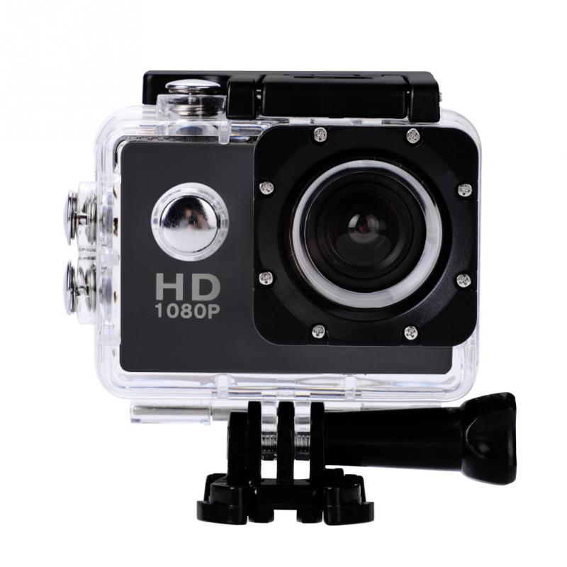 Professional Outdoor Waterproof Sports HD 1080P High Definition Camera DV Camcorder