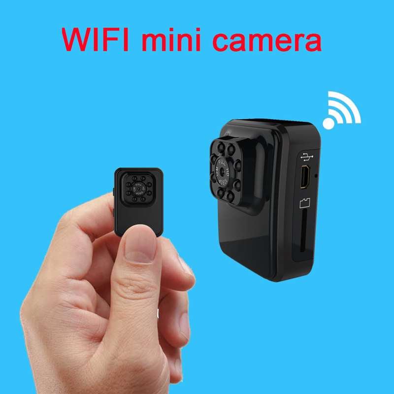 R3 Wifi Mini Micro Camera HD Sports DV DVR Video Audio Camcorder TF Card Web Outdoor 1080P Night Vision Bike Action Recorder