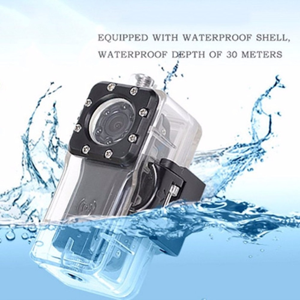 S80 PK MD81S MD81 Mini Camera IR Night Vision Motion Detection Loop Video Recording Take Picture DV Sports Cam Waterproof Case