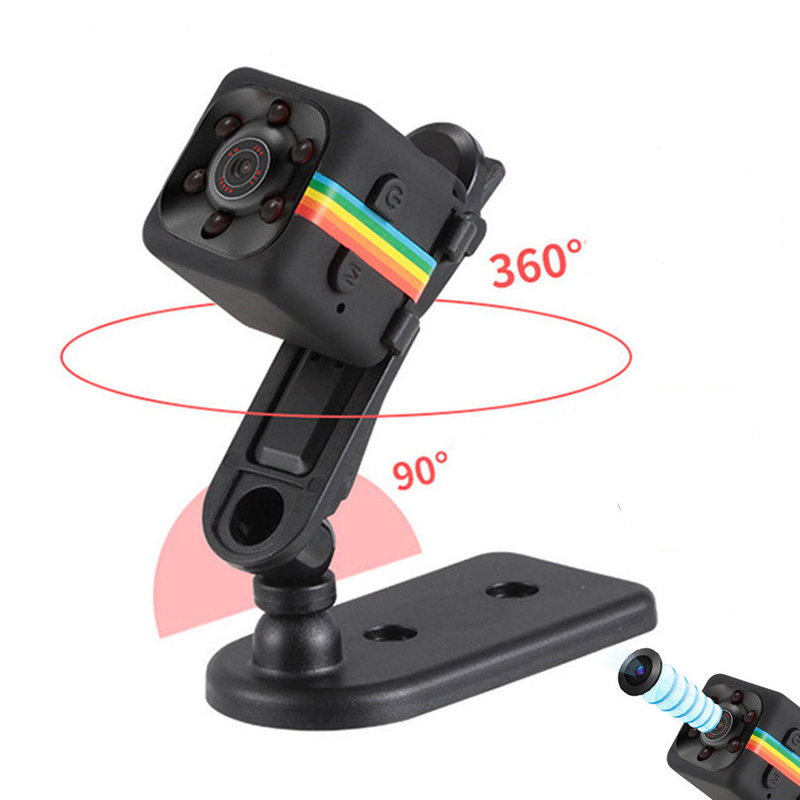SQ11 Mini Camera 1080P HD Car DVR Camera Recorder Camcorder SQ8 SQ9 Night Vision Kamera Sports Mini DV Voice Video Recorder