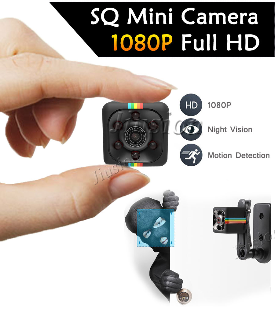SQ11 Original Camcorder Full HD 1080P Mini Sport Camera Video Audio Recorder Helmet Secret Action Webcam Micro Cam Camara Espia