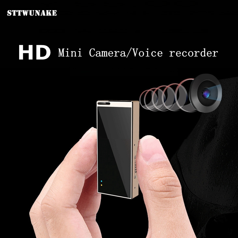 STTWUNAKE MINI camera DV Professional Digital Voice Video recorder HD 720P Sport Camcorder 8G 16G 32G noise reduction