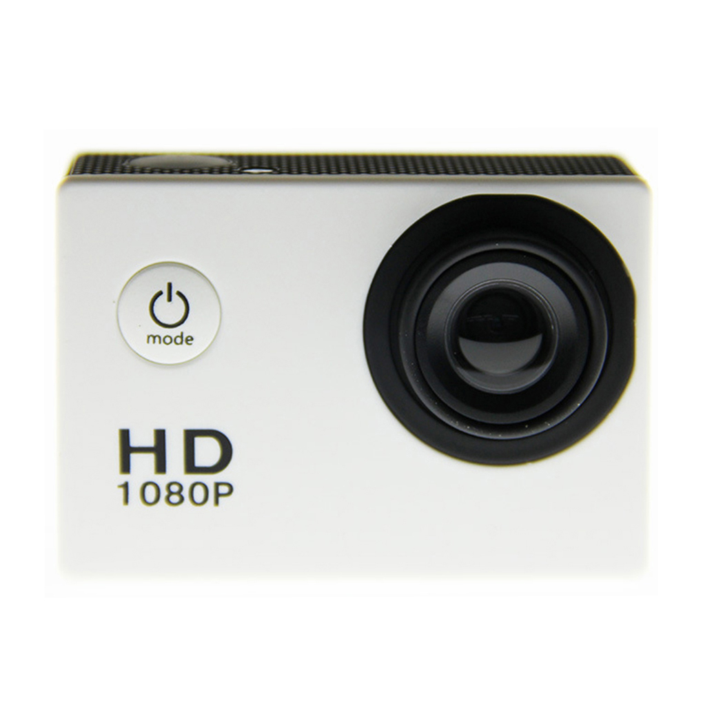 Universal 1080P Camera HD Waterproof Action DV Camcorder for Outdoor Sports Cycling Car Diving