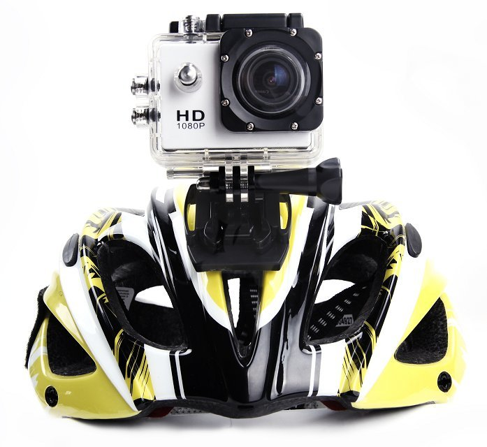 Waterproof Cam DV gopro style go pro with Screen Full Color Water resistant 1080P HD Outdoor Mini Sport Action Camera