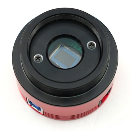 ZWO ASI174MM Monochrome Astronomy Camera ASI Planetary Solar Lunar imaging/Guiding High Speed USB3.0