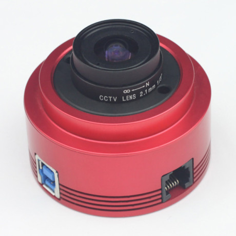 ZWO ASI290MC Color Astronomy Camera ASI Planetary Solar Lunar imaging/Guiding High Speed USB3.0